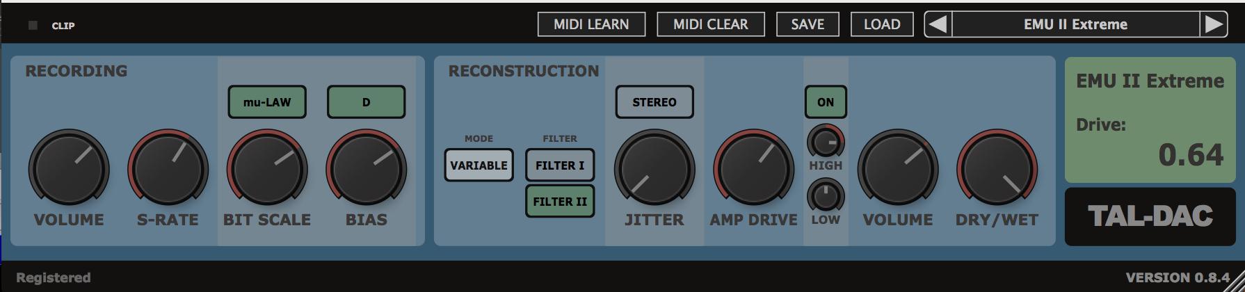TAL-DAC - KVR Audio