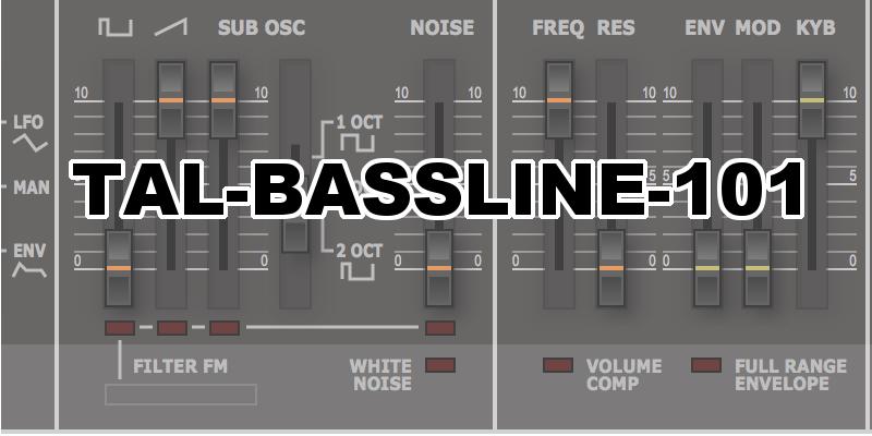 togu audio line bassline